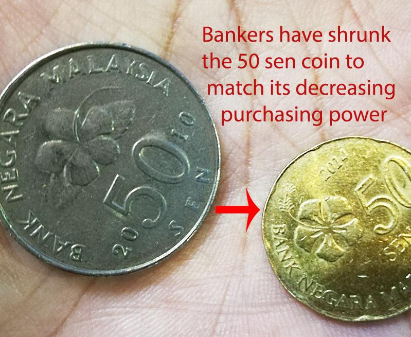 malysian ringgit devaluation