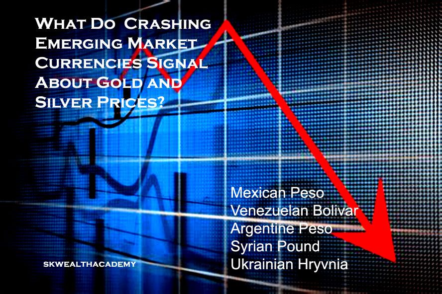 crashes in emerging market currency purchasing power