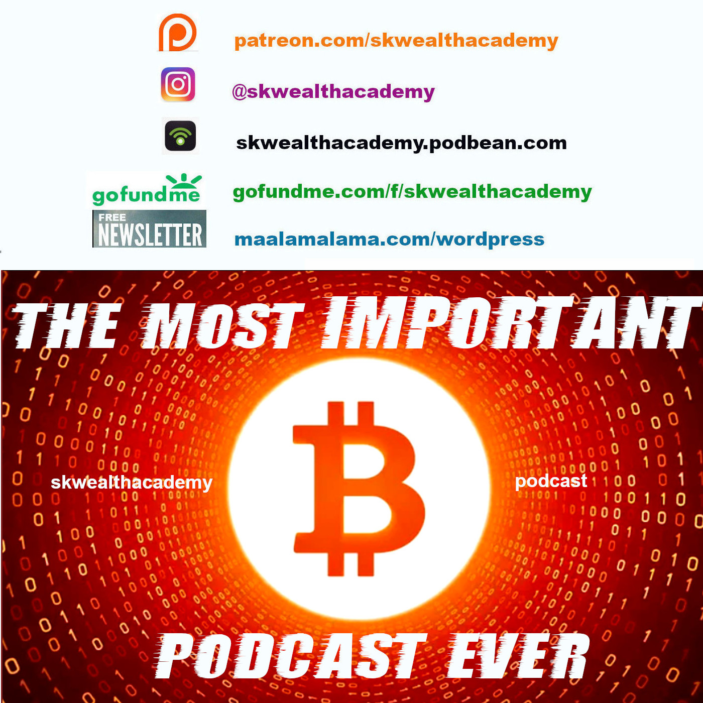 the most important bitcoin podcast ever