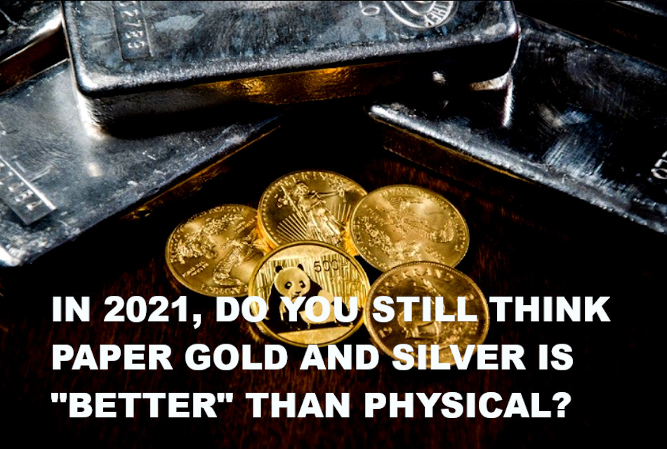 are SLV and GLD ETFs legitimate and safe?
