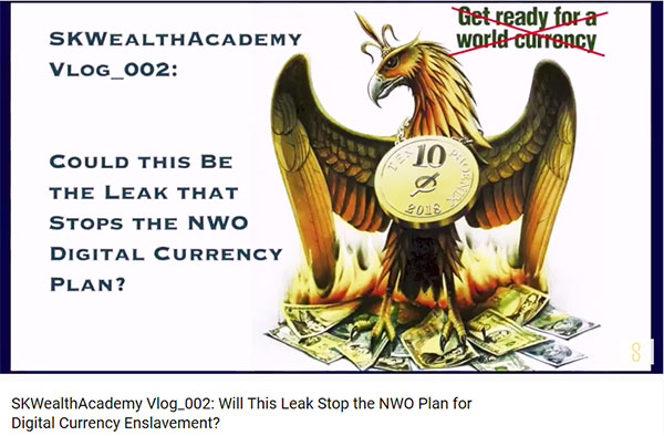 the nwo digitial currency plan