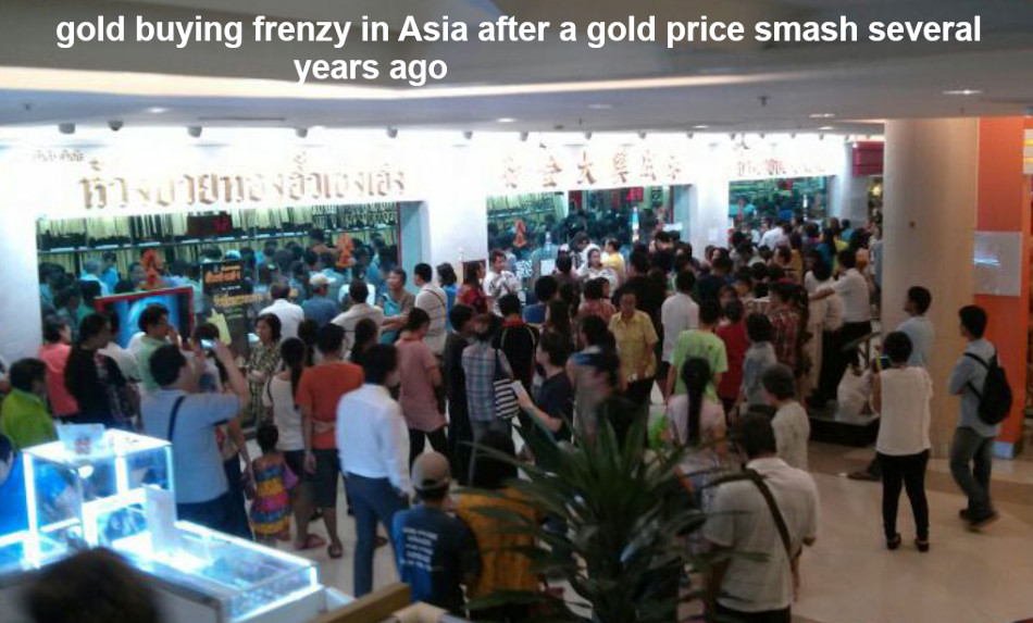 August 2021 gold and silver price smash